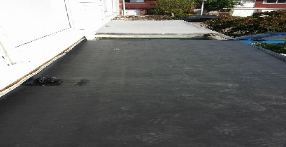 Glued Down To The Deck Below A Well Insulated Roofer Roof Installed By  Re Felt Roofing Could Well Be The Option For You.